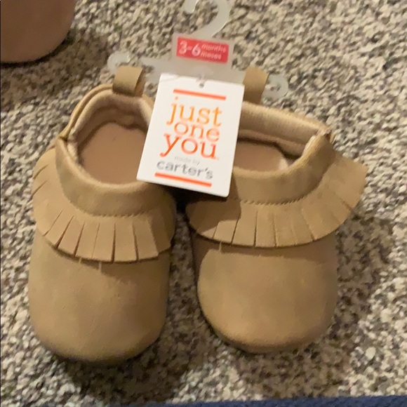 Carter's Other - New Carter's moccasin